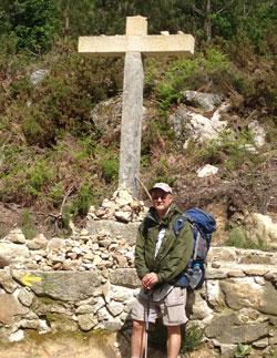 On pilgrimage to Santiago de Compostela